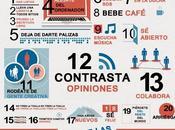 Maneras para Creativo #Infografía #Emprendimiento #Consejos