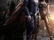 'batman superman: dawn justice': fantástico fan-made póster batman, superman wonder woman