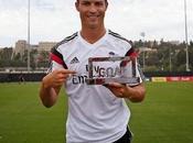 Cristiano Ronaldo recibió tercera Trofeo Goal