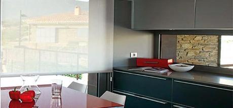 Estores enrollables kaaten paperblog - Estores enrollables cocina ...