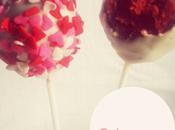 Cake pops para amor amistad