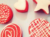 Mini galletas colores