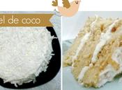 Pastel coco