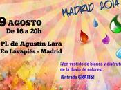 Monsoon Holi Madrid 2014