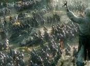 "Cinco instantaneas desde trailer hobbit: batalla cinco ejercitos"""