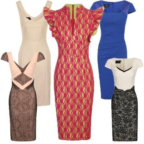 Básicos de armario: El vestido lápiz Cuál y cómo llevarloWardrobe Basics: The Pencil Dress Which One & How to Wear It