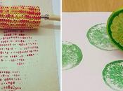 Manualidades veraniegas para niños Summer crafts kids