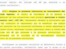 juez arremete contra sucia impunidad partidos políticos España