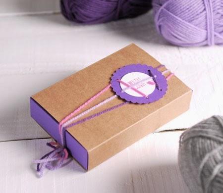 22 ideas para decorar cajas de cerillos hermosos paperblog - Decorar cajas de regalo ...