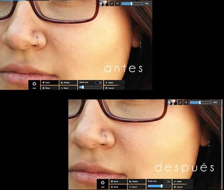 CEFP: Editar una fotografía de retrato de manera sencilla