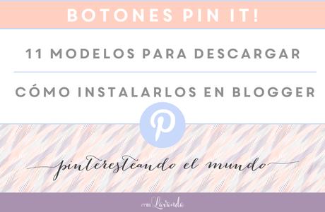 freebies tutorial blogger botones pin it