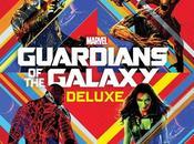 """Ficha pequeña reseña soundtrack score """"guardianes galaxia"""
