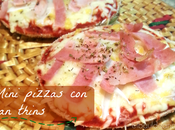 Receta: Mini pizzas Thins