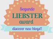 ¡Premio Blog Tierno Segundo Liebster Award!
