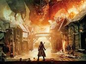 "Primer póster español hobbit: batalla cinco ejercitos"""