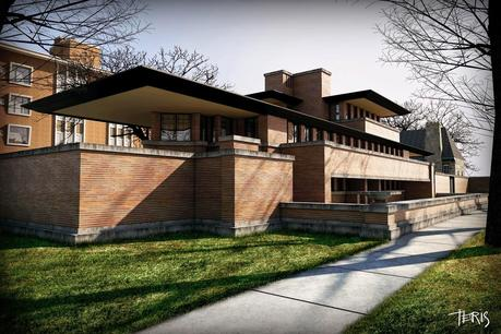 The Chicago Chronicles, part II (Simon and Garfunkel - So Long, Frank Lloyd Wright)