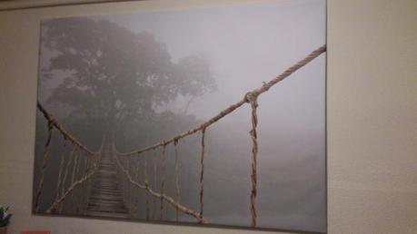 DECO: El cuadro del puente de Ikea. El viaje por la jungla