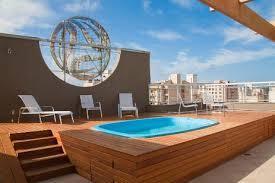 Algunos dise os de piscinas en azoteas paperblog for Construir alberca en azotea