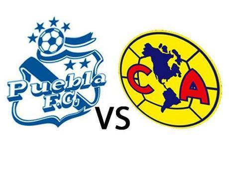 Trasmision en vivo Puebla vs América Futbol mexicano jornada 3
