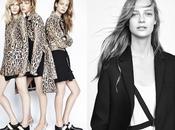 Zara otoño: Blanco, negro leopardo