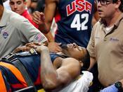 Gravísima lesión Paul George