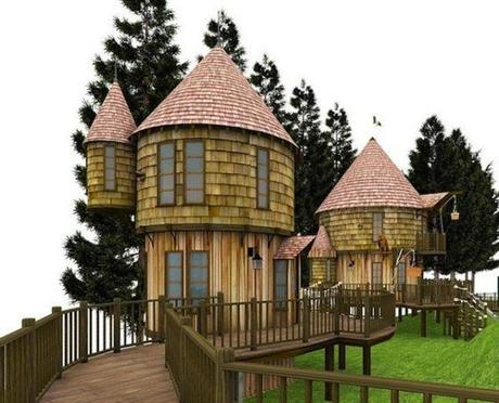 5 casas jard n para ni os o peque as mansiones que te for Carrefour casa jardin ninos
