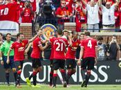 Manchester United venció Real Madrid Guinness