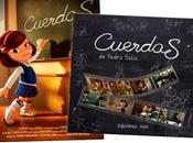 """""""Cuerdas"""", Goya 2014, cuento"""