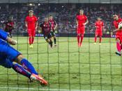 Barça gris empata ante Niza