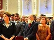 Dilma Rousseff, 'reina Saba' Templo Salomón IURD