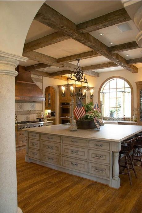 Cocinas estilo rustico rustic style kitchen paperblog - Cocinas estilo rustico ...