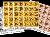 Iconos sociales Oro, Plata Bronce