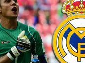Keylor Navas ficha Real Madrid