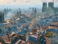 Filtrado mapa Assassin's Creed: Unity