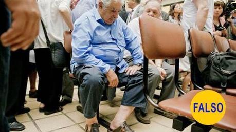 La espera del presidente de Uruguay en el hospita
