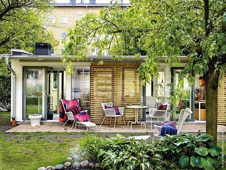 Sillon högsten de ikea, ideal para la terraza - Paperblog