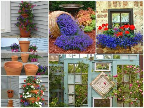 Pinterest y algunas ideas para remodelar el jard n paperblog for Ideas para embellecer el jardin