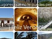 Nueve Escapadas España ¡Feliz Verano!