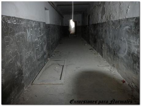 Sanatorio Anti Tuberculoso de Sierra Espuña (Alhama, Murcia ...