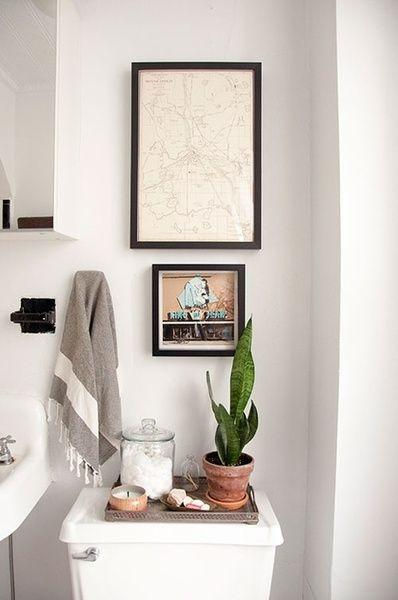 Baños Estilo Natural:El estilo natural, perfecto para tu baño – Paperblog