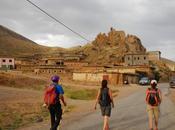 Aldea Agouti. Valle Bouguemez (Marruecos)