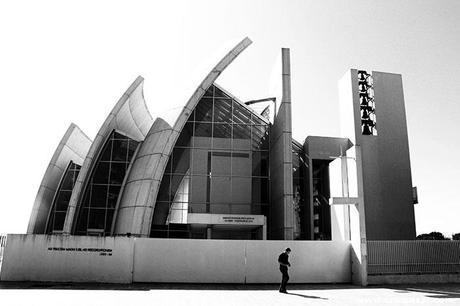 Iglesia del Jubileo – Richard Meier - Paperblog