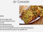 Tortillitas Camarón: Receta Tradicional