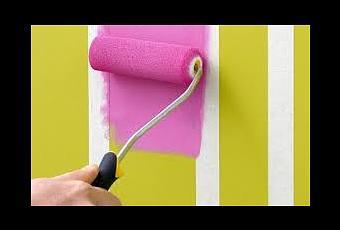 Consejos para pintar una habitaci n como profesional - Pasos para pintar una pared ...