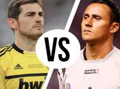 gran competencia Keylor Navas Iker Casillas