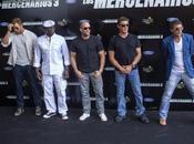 tarde Sylvester Stallone mercenarios