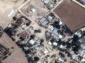 Gaza: antes después destrucción imágenes satélite