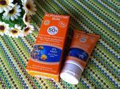 Producto mes: Crema solar fácial color +50, Alphanova