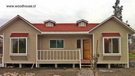 Las casas americanas modernas paperblog for Casas americanas de madera