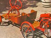 automóvil cinco ruedas